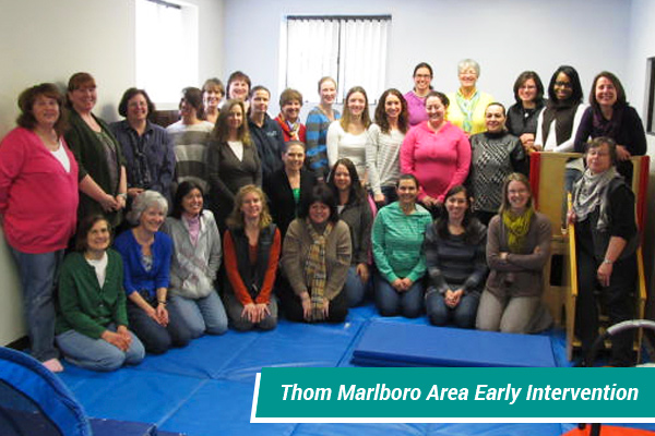early intervention program in Marlboro, MA